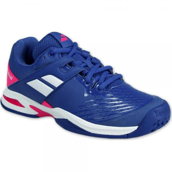 Pantofi Babolat Propulse All Court Jr Blue Pink