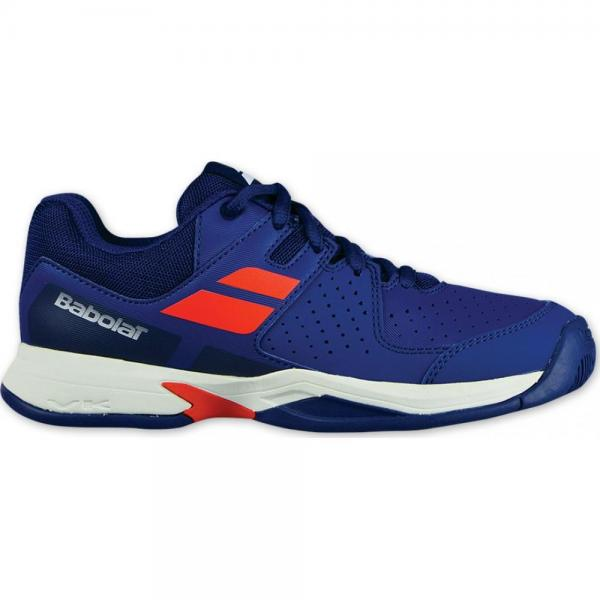 Pantofi Babolat Pulsion All Court Jr Blue Navy