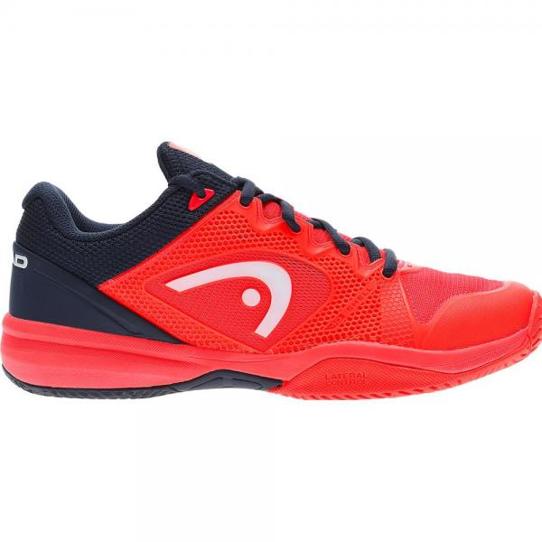 Pantofi Head Revolt Pro 2.5 Jr Red