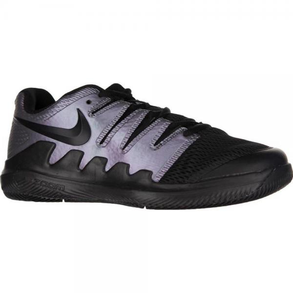 Pantofi Nike Vapor X Jr BLACK / PSYCHIC PURPLE