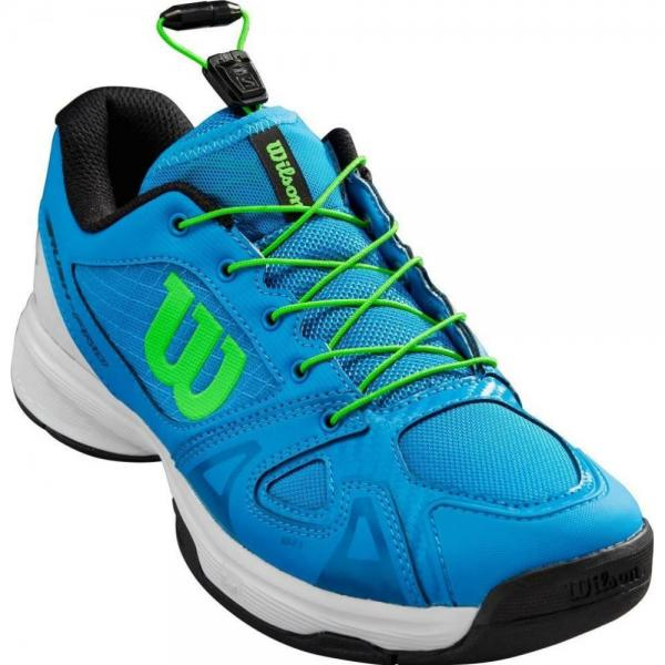 Pantofi Wilson Rush Pro Jr Blue