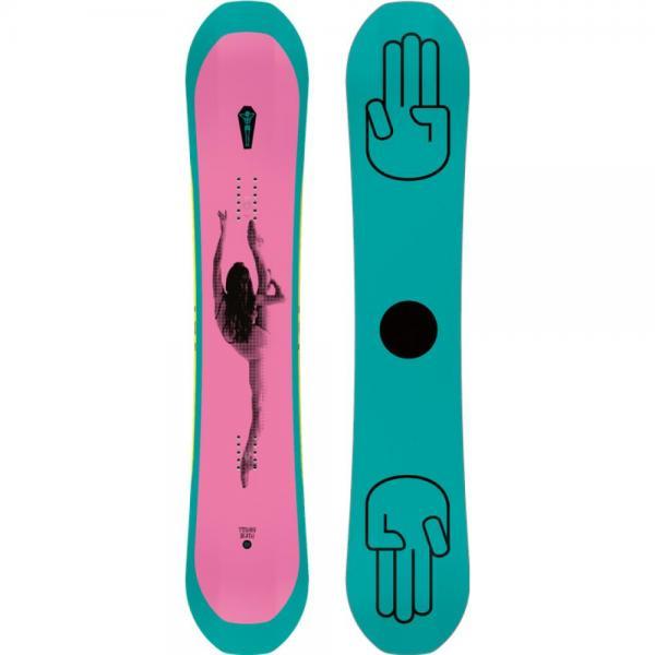 Placa Snowboard Bataleon Whatever Toshiki Death