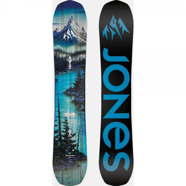 Placa Snowboard JONES Frontier