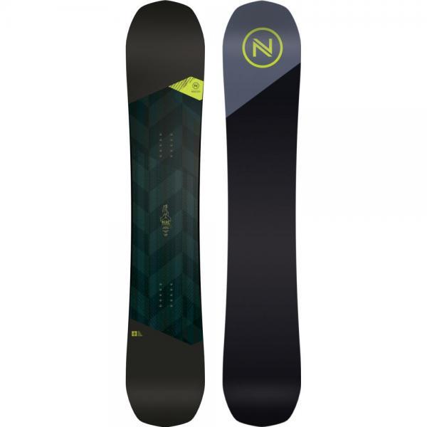 Placa Snowboard Nidecker Merc