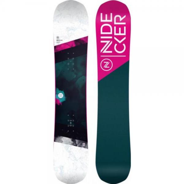 Placa Snowboard Nidecker Micron Flake
