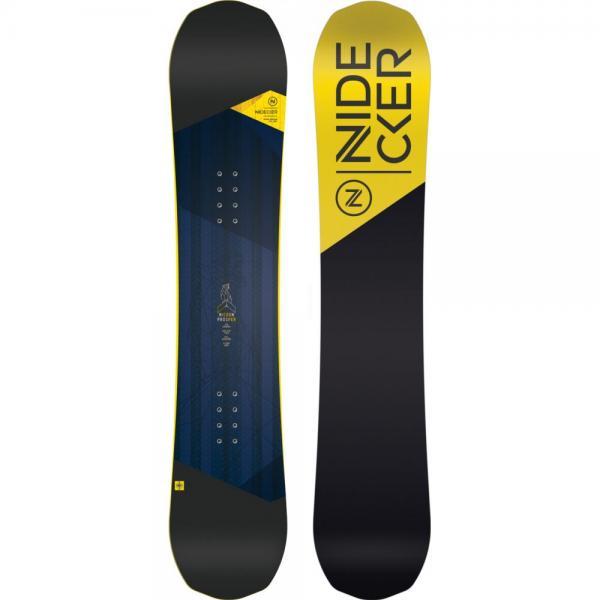 Placa snowboard Nidecker Micron Prosper