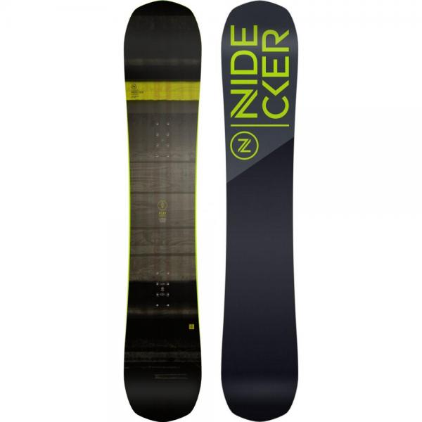 Placa Snowboard Nidecker Play