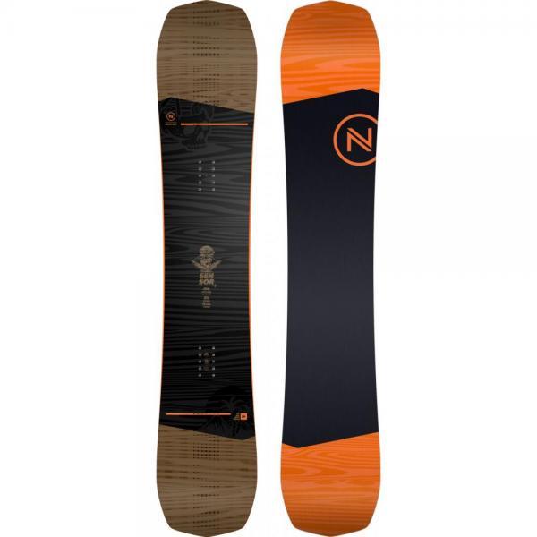 Placa snowboard Nidecker Sensor Plus