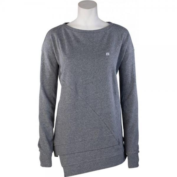 Pulover Armada Star Crossed Crew Charcoal