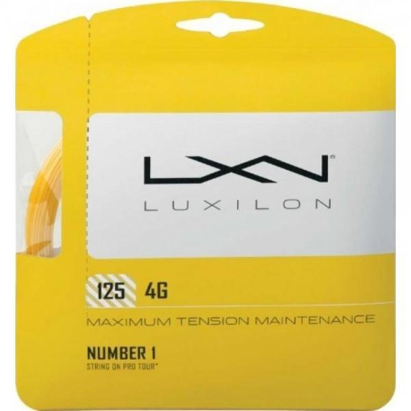 Racordaj Luxilon 4G 1.25