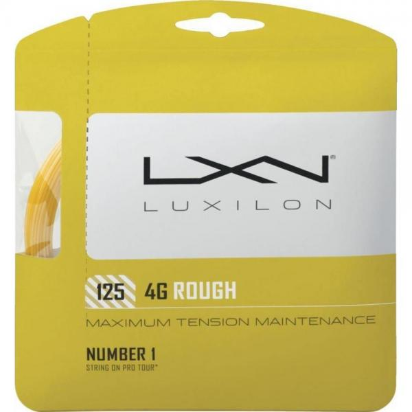 Racordaj Luxilon 4G rough