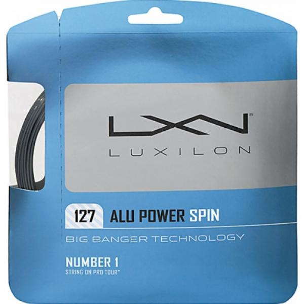 Racordaj Luxilon BB Alu Power Spin