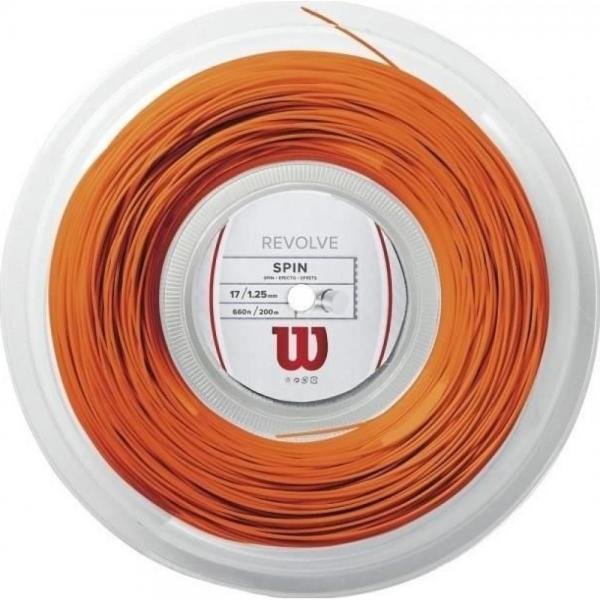 Racordaj Wilson Revolve 17 Reel Orange