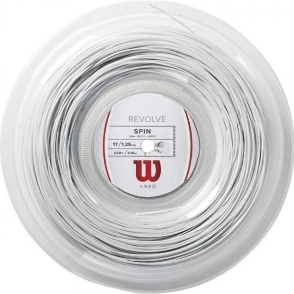 Racordaj Wilson Revolve 17 White 200m