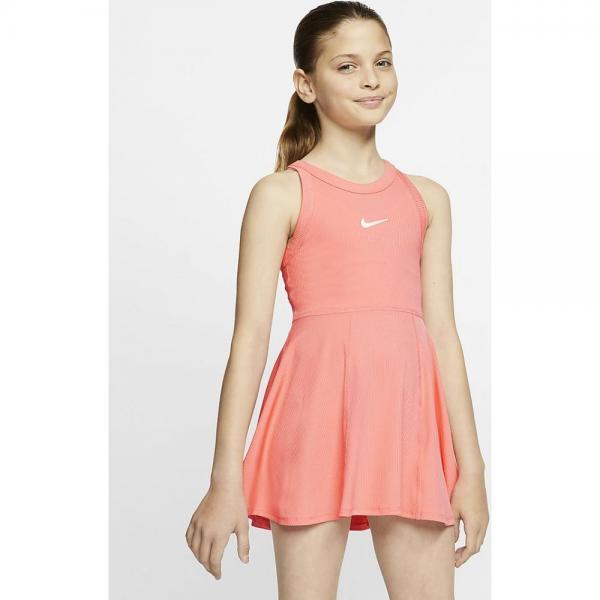 Rochia de tenis Nike Dry pink