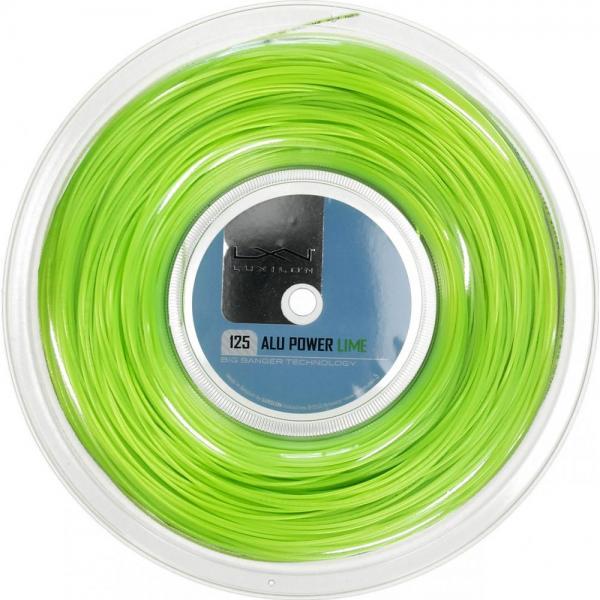 Rola racordaj Luxilon Alu Power 1.25 200M verde