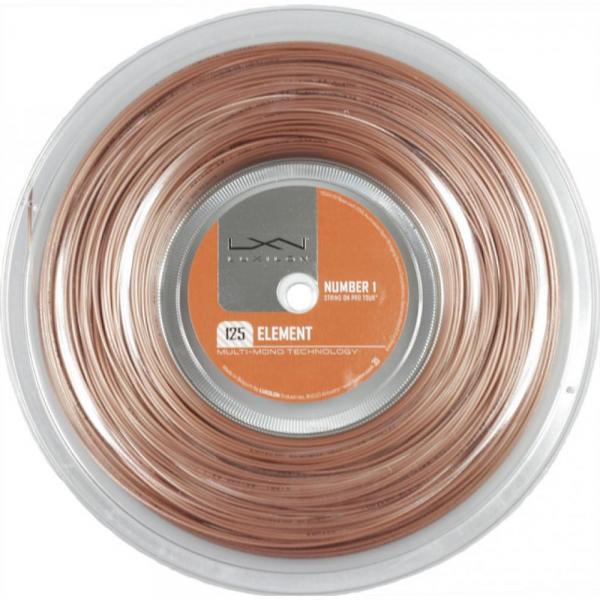 Rola Racordaj Luxilon Element 1,25 200M bronz