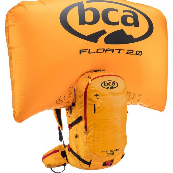 Rucsac Airbag BCA Float 32 Yellow