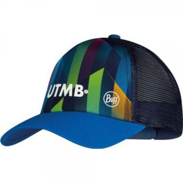 Sapca alergare BUFF TRUCKER CAP UTMB 2019
