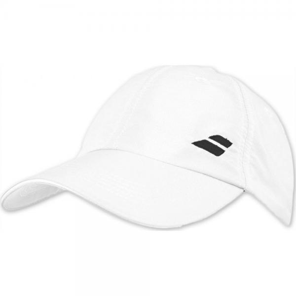 Sapca Babolat Logo White/Black