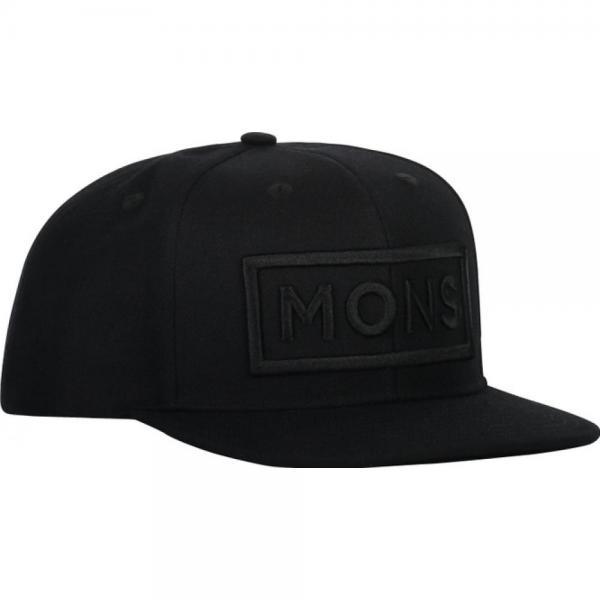Sapca MONS ROYALE WOOL CAP CONNOR BLACK