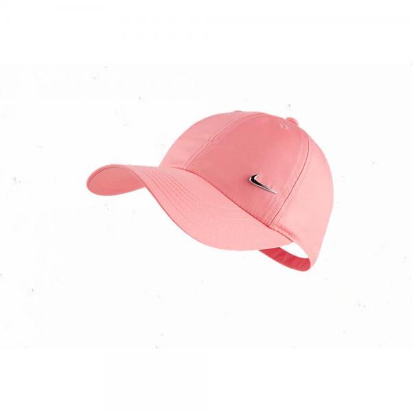 SAPCA NIKE Y NK H86 CAP METAL SWOOSH Pink