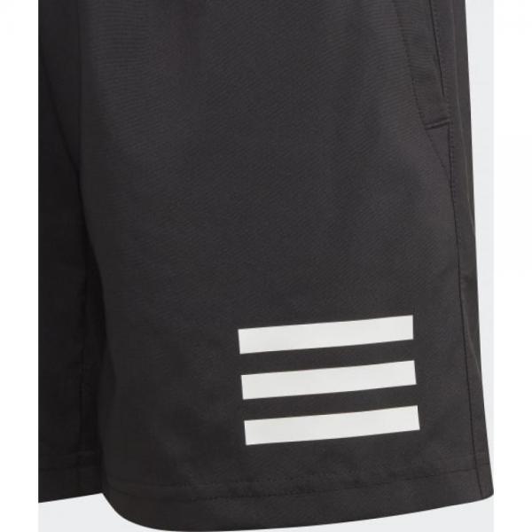 Short Adidas CLUB 3S BLACK/WHITE