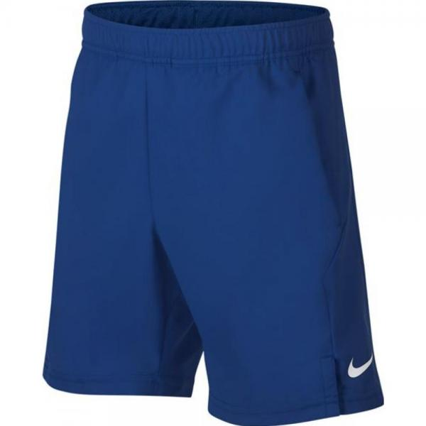Short Nike B Court Dry Fit Royal Blue