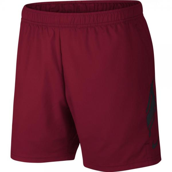 Short Nike Court Dry 7 Inch Red