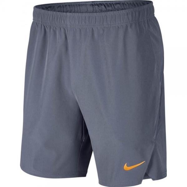 Short Nike Court Flex Ace 9 Inch Grey