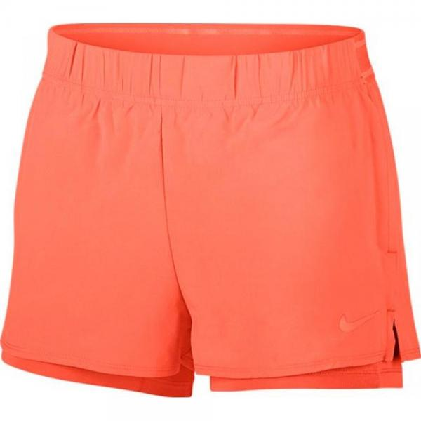 Short Nike Court Flex Orange