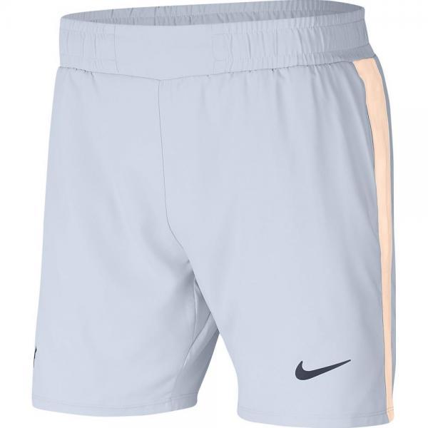 Short Nike DRI-FIT RAFA MEN 7IN Light Blue