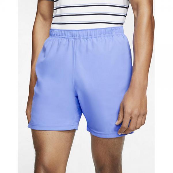 Short Nike Dry 7 inch blue