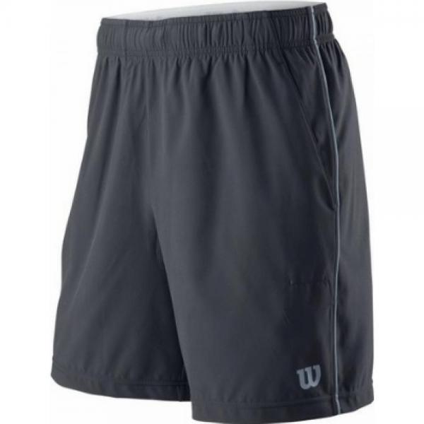 Short Wilson Competition 8 Inch Dark Grey