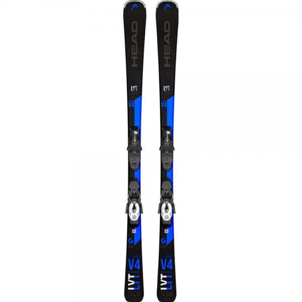 Ski Head V-Shape 4 + Legaturi PR 11 GW
