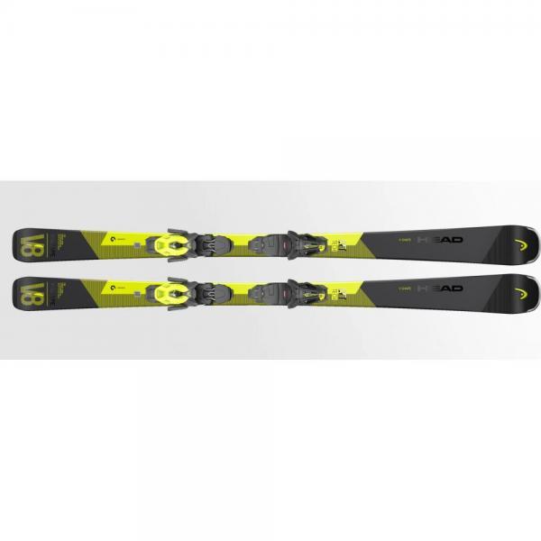 Ski Head V-Shape V8 + PR 11 GW 2022