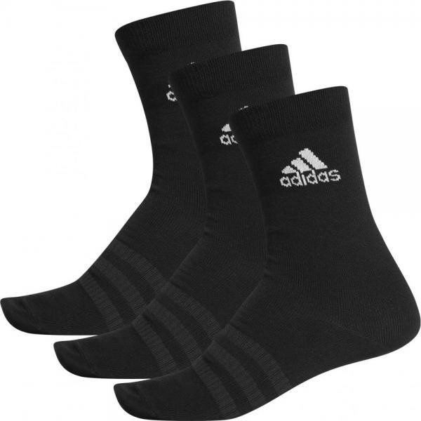 Sosete Adidas LIGHT CREW 3PP BLACK