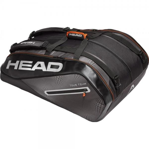 Termobag Head Tour Team 15R Megacombi 19 Black