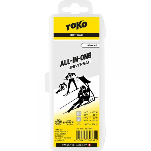Toko All-in-one Hot Wax universal