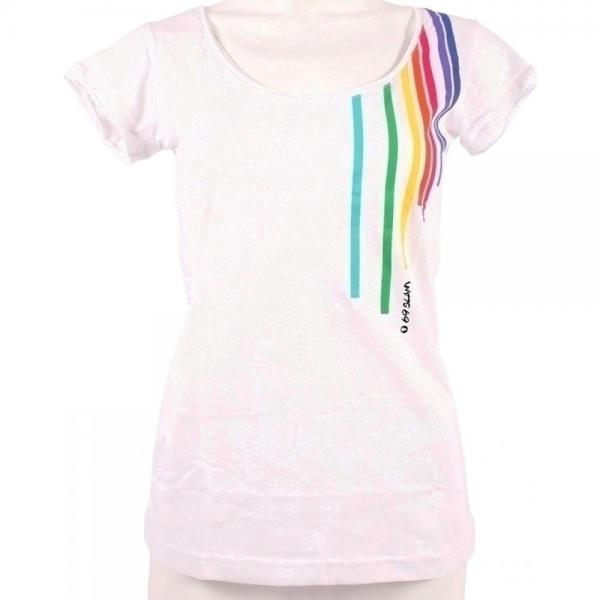 Tricou 69SLAM Rainbow T-Shirt