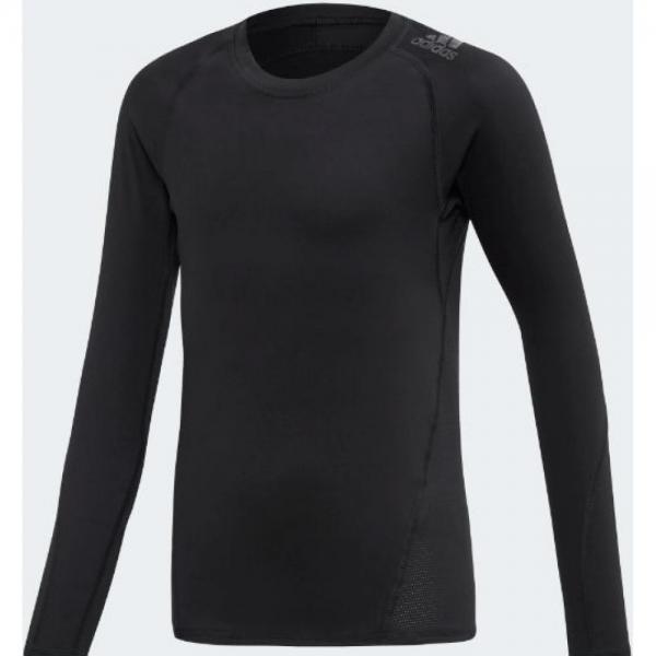 Tricou Adidas Alphaskin Sport Climawarm Tee Black
