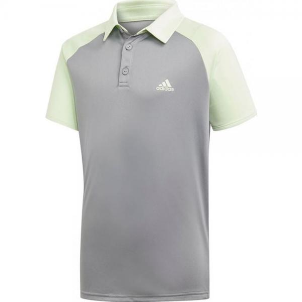 Tricou Adidas B Club Polo Glow Green