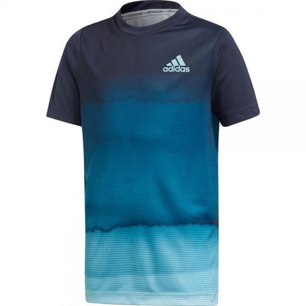 Tricou Adidas B Parley Blue