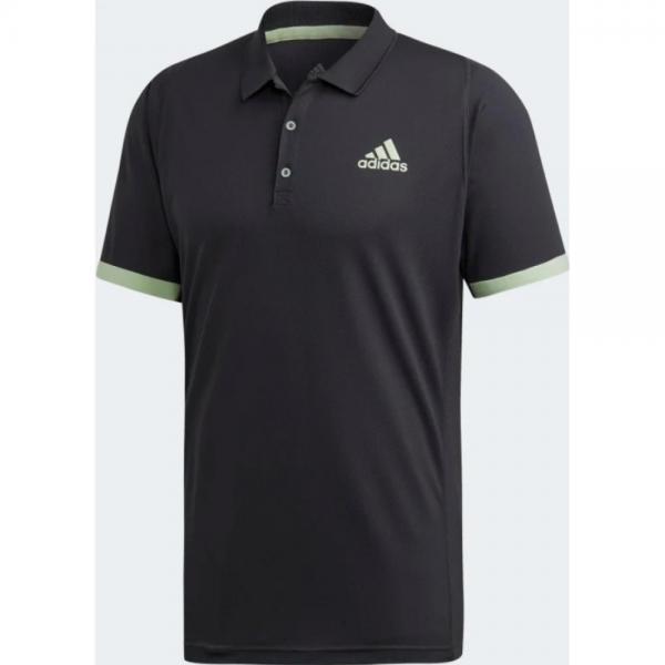 Tricou Adidas Tee NY Polo Carbon Glo Green