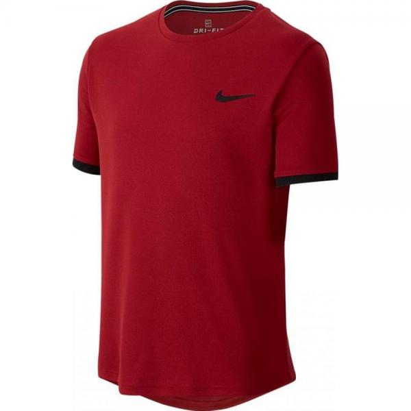 Tricou Nike B Court Dry Tee Red