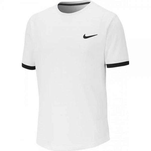 Tricou Nike B Court Dry Tee White