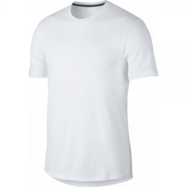 Tricou Nike Court Dry-Fit White