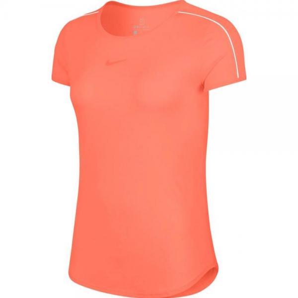 Tricou Nike Court Dry Top W Orange