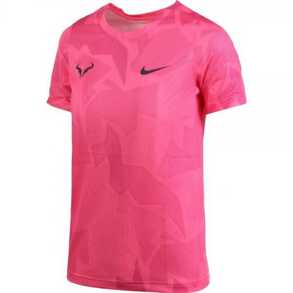 Tricou Nike Court Rafa B Pink
