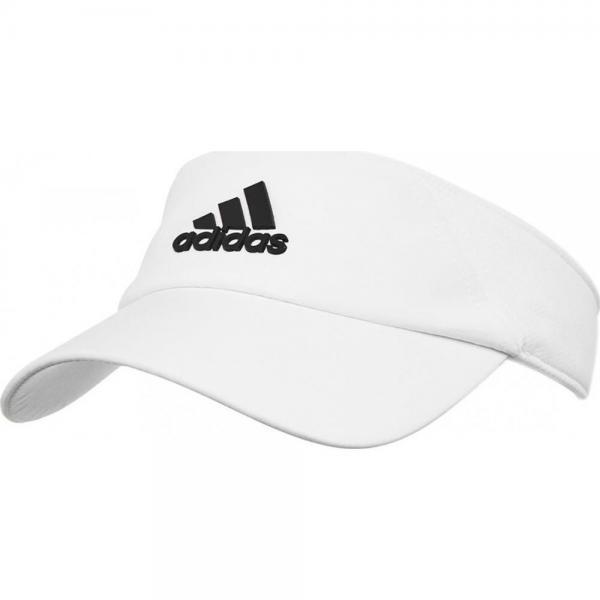Vizor Adidas Climalite Juniori White